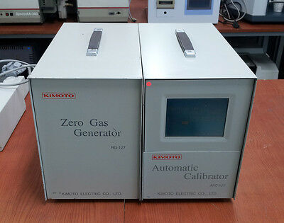 Kimoto Gas Calibration Devices