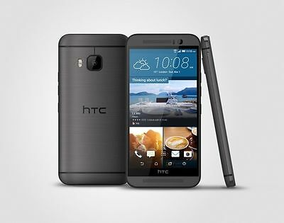 HTC One M9 (Latest Model) - 32GB - Gunmetal Gray (Verizon) Smartphone 7/10