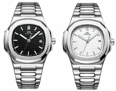Men's Luxury Watch Best Automatic Mechanical Classic Men Homage Stainless