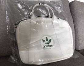 Adidas Perforated Airliner bag -brand new with tags