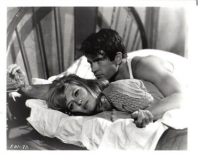 Warren Beatty Faye Dunaway Bonnie And Clyde 8X10 Photo Q0560