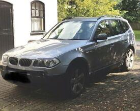 BMW X3 SPORT 2.5 2005 FULL LEATHER