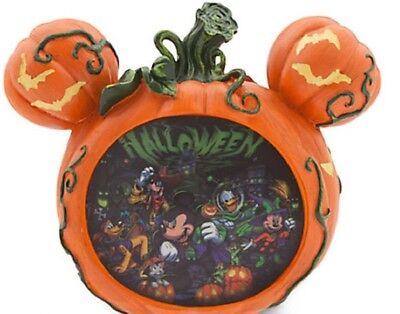 Disney Theme Parks Mickey Maus und Freunde Aufleuchtender Kürbis Halloween
