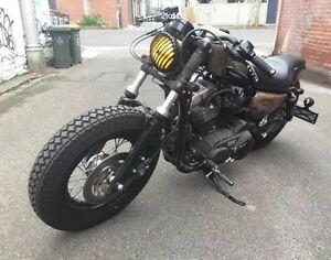 2012 HARLEY DAVIDSON FORTY EIGHT Collingwood Yarra Area Preview