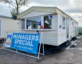 Cheap static caravan for sale sited in Essex Call now to view