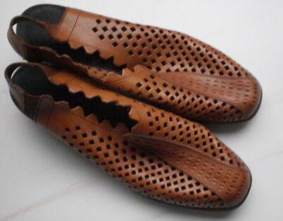 Sandalette braun von Rieker, Gr. 42