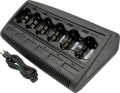 Motorola Impres Bank Charger Mts2000 Xts2500 Xts3000 Xts5000 Multi Unit Charger