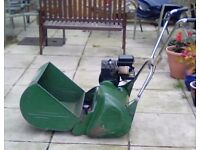 Olympic /Morrison 500 Lawnmower