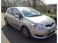 2008 58 Toyota Auris 1.6 SR VVT -I- S -A AUTOMATIC 5 door
