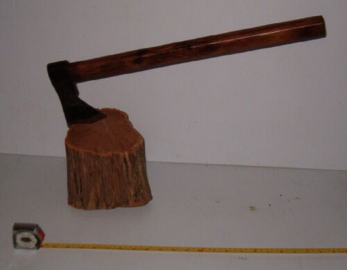"""20"""" LONG WOODEN HANDLE MEDIEVAL THROWING TOMAHAWK, AXE,HATCHET, FREE  SHIPPING !"""