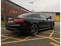 2011 Audi A5 Black Edition Coupe 2.0 TDi Quattro SatNav