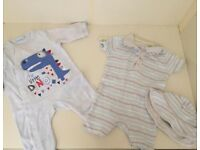 0-3,3-6 month boys clothes