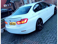 Bmw 3 series 320d mint condition full Bmw history