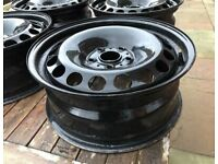 Genuine VW Steel Winter Wheels