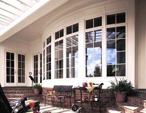 New Vinyl & Aluminum Windows & Patio Doors, Factory Direct Sale