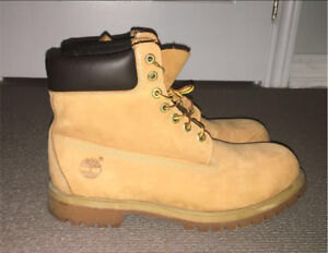 Men's Timberland Boots $140 or best offer