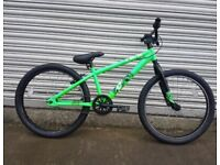 "X-Rated Exile BMX Bike - 24"" Wheel"