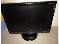 "LG 22"" Monitor - used but in excellent condition"