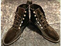 River Island Black Boots - UK Size 4 (37)