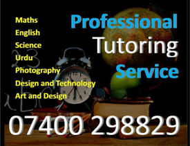 Discounted maths and English tutoring