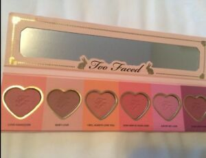 Too Faced Love Flush Blush Palette Sephora