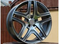 New 19 20 22 inch rims for all Mercedes cars R19 R20 R22 AMG Brabus FREE DELIVERY