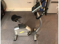 Exercise bike - Bremshey sport cardio control