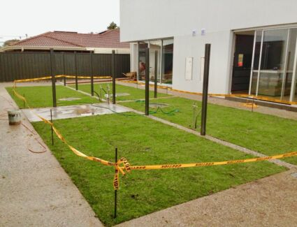Instant Grass Supplied and Install from $36m2