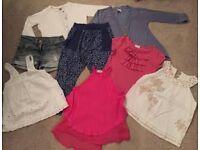 Girls 5-6yrs clothes bundle A