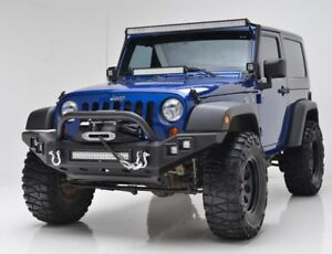 Led Front Bar For Jeep Jk Wrangler Auto Body Parts Gumtree