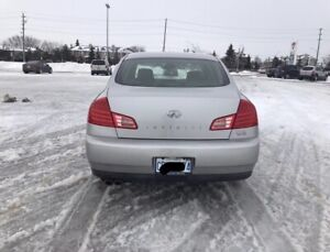 2003 Infiniti G35 - Low Km's - Accident Free! Negotiable!