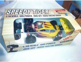 RC Nitro Car/Buggy