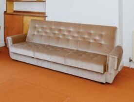 Sofa (part of house clearance)
