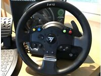 Thrustmaster TMX Force Feedback Steering wheel for Xbox One and Windows