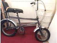 Raleigh Tomahawk Mk 1 - vintage bike, good condition (£120 ono)