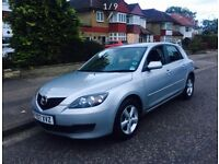 MAZDA 3 KATANO 2007 1.6 LOW MILEAGE