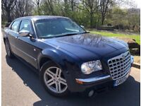 2006 CHRYSLER 300C CRD AUTOMATIC/ TRIPTRONIC # leather # xenons # p/sensors # 2 owners # p/plate