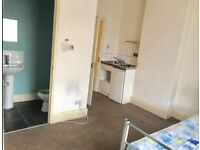 PERFECT LOCATION - STUDIO FLAT IN SHIREBROOK - £325 pcm INCLUDING BILLS
