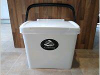 New Recycling caddy/ storage bin 30l