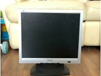 "17"" Philips Monitor"