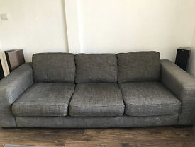 4 seater sofa (DFS Brand)