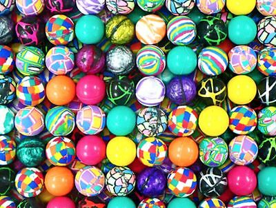 150 ASSORTED SUPERBALLS, HIGH BOUNCE BALL, BOUNCY BALLS, SUPER FAST SHIPPING!!