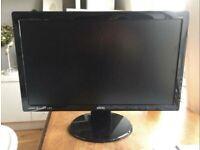"""22.5"""" full HD LED monitor"""