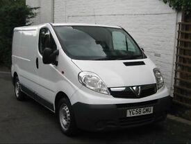 Vauxhall Vivaro 2700 CDTi SWB DIESEL - No VAT