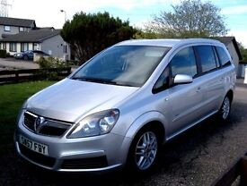 Vauxhall Zafira Breeze 1.9 CDTi 7 seater! MOT till 9.05.18 VGC!!!