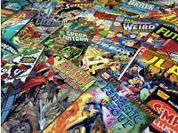 25 pre mixed comics all publishers