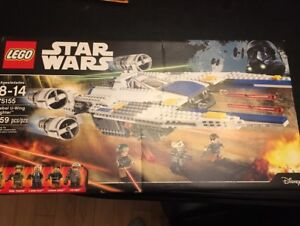 Star Wars Lego U-Wing 75155 unopened