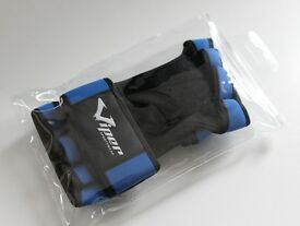 Blue Weight Lifting Gym Gloves (NEW)