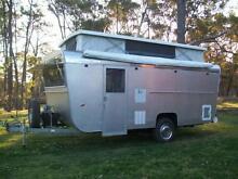 Caravan for hire Chesney playmate Retro Classic Kiama Kiama Kiama Area Preview