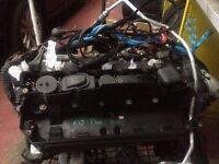 Bmw E39 530d 525d 99/03 diesel engine BREAKING 1 3 5 6 7 SERIES